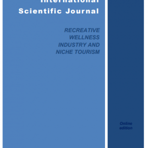 The first volume of the journal